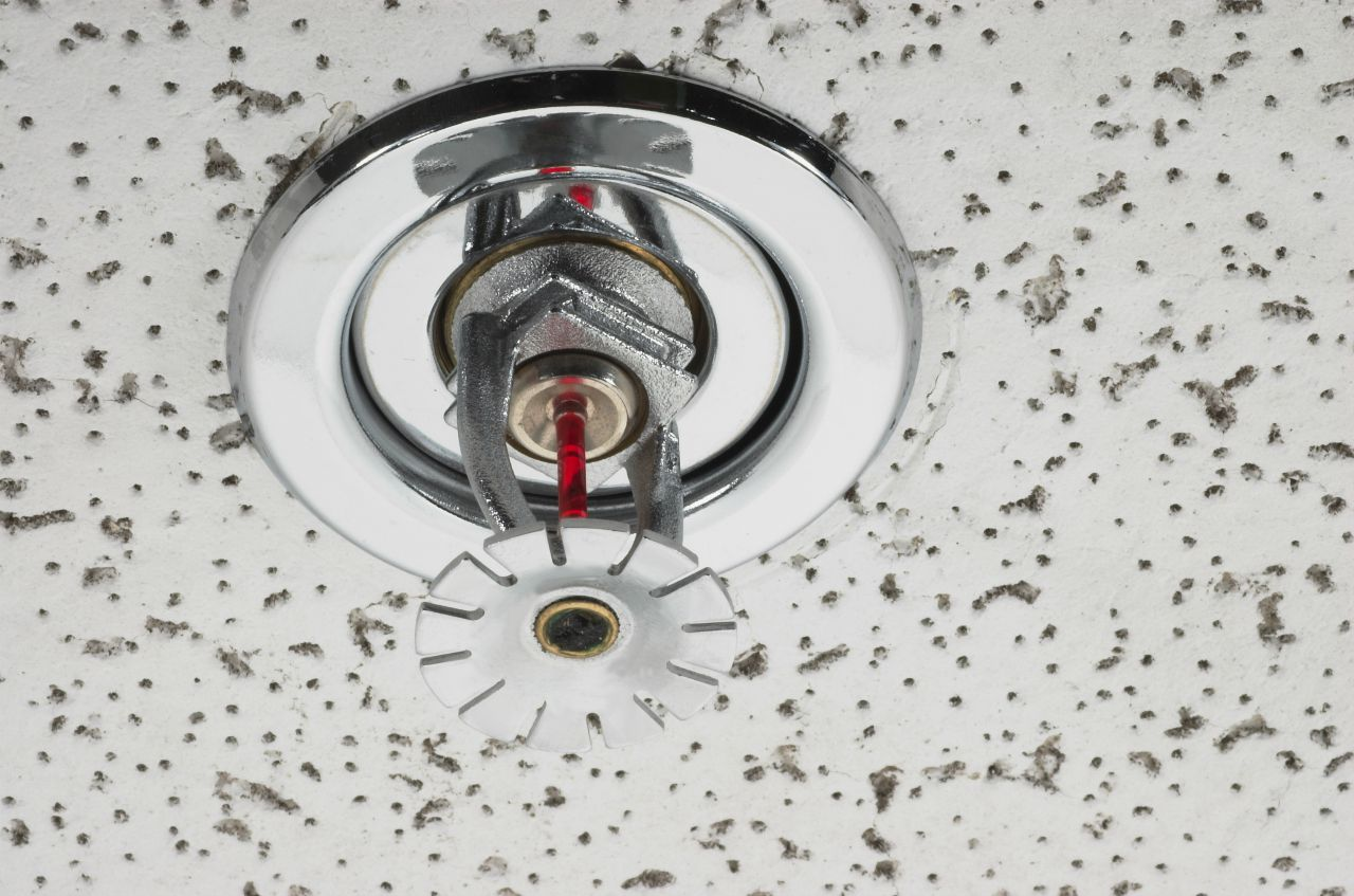 Do Plumbers Work on Fire Sprinkler Systems?