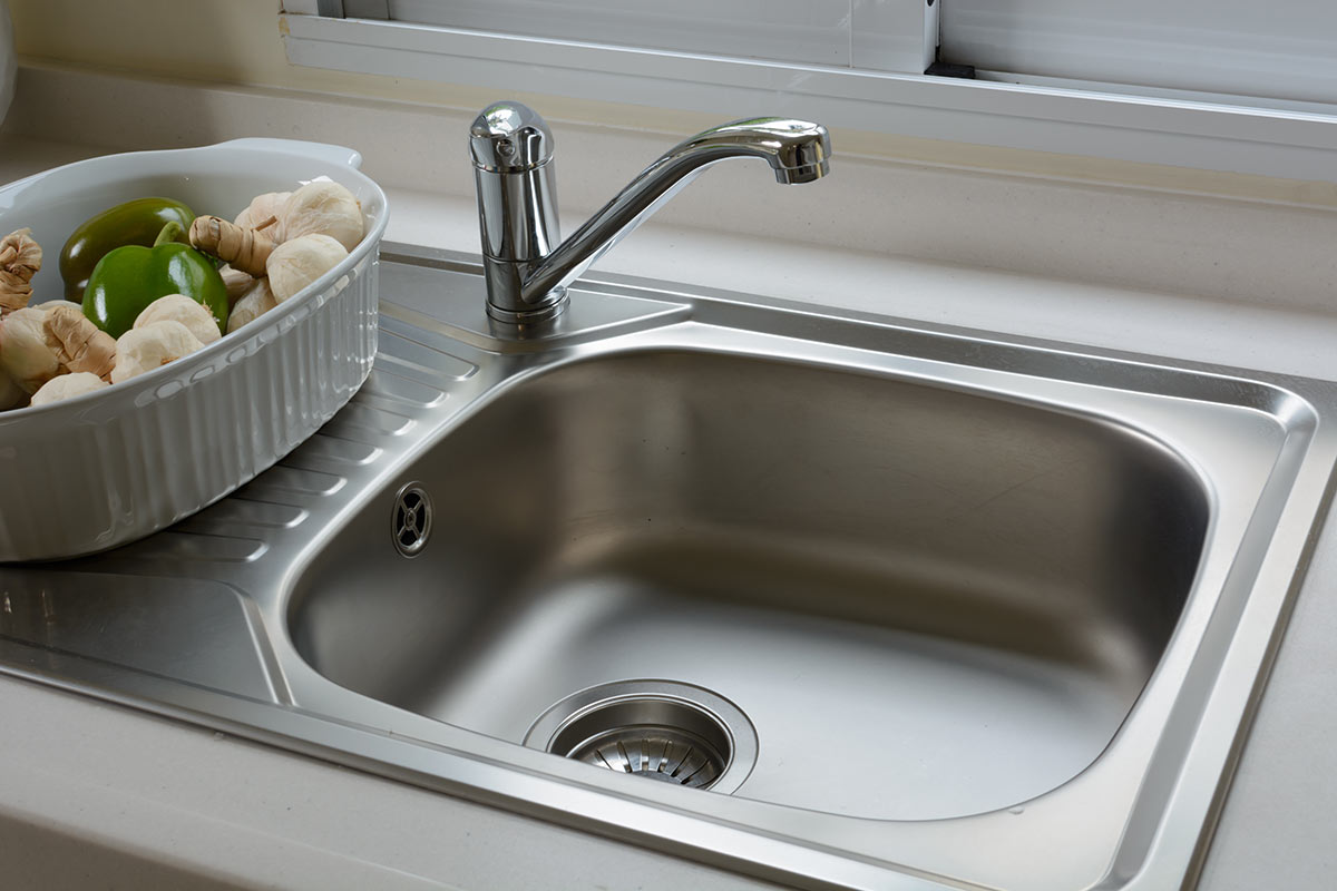 Why Does My Kitchen Sink Smell And What